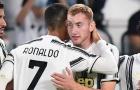 """M.U hỏi mua Ronaldo và """"cơn lốc biên phải"""" của Juventus"""