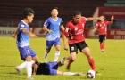 Bỏ lỡ cơ hội trong hiệp 2, Long An chia điểm đáng tiếc trước Khánh Hòa