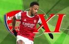 Đội hình Arsenal đấu Newcastle: Hai cánh tốc độ!