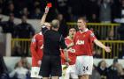 Top 10 cầu thủ nhận thẻ đỏ nhiều nhất lịch sử Man Utd: 'Con quỷ' tuyến giữa vô đối