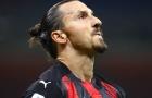 CHOÁNG! Ibrahimovic phát rồ, văng tục với đồng đội tại Milan