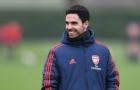 Arsenal đón 2 viện binh, 1 'cỗ máy', Arteta vui mừng đấu Villarreal