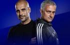 Nhìn Pep Guardiola mới thấy Jose Mourinho quá lỗi thời