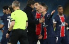 'Trọng tài văng tục với PSG'