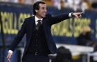 "Unai Emery thừa nhận Villarreal ""yếu"" hơn Arsenal"