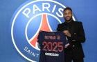 CHÍNH THỨC! Neymar gia hạn với PSG đến 2025
