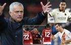 Làm được 4 điều này, Mourinho sẽ biến Roma thành thế lực đáng sợ