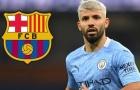 Aguero gia nhập Barca? Rivaldo nói rõ 1 lời