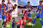 Chấm điểm Barcelona trận Atletico: Người nhện xuất thần, tiếc cho Messi!