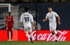 Thêm một bi kịch ập đến Real sau trận hòa Sevilla