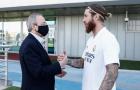 'Drama dài tập', Sergio Ramos chốt tương lai cứng rắn với Real?