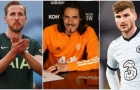 Top 10 tiền đạo hưởng lương cao nhất EPL: 'Thợ săn' Man Utd thống trị, Kane ở đâu?
