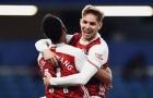 Jorginho mắc sai lầm chết người, Chelsea dâng điểm cho Arsenal