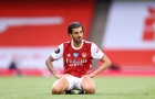 Dani Ceballos chốt khả năng ở lại sân Emirates sau mùa giải 2020/21