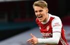 Sắp hết hạn hợp đồng, Odegaard thổ lộ 1 điều với các cầu thủ Arsenal