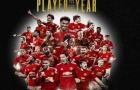 CHÍNH THỨC! Lộ diện 8 ƯCV cho danh hiệu cầu thủ xuất sắc nhất M.U