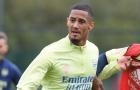 Sao trẻ Arsenal được so sánh với Varane và Van Dijk