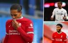 Danh sách chấn thương của Liverpool đủ xếp thành đội hình khủng