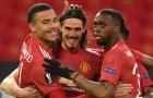 Đội hình Man Utd đấu Fulham: Bộ ba R.C.G lĩnh xướng hàng công?