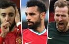 Đội hình xuất sắc nhất Premier League: Thành Manchester có 7 cái tên