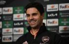 Mikel Arteta tuyên bố chắc nịch, rõ khả năng Arsenal đổi chủ