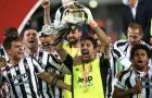 Buffon và chức vô địch cuối cùng ở Juventus