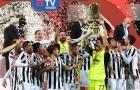 Rượt đuổi kịch tính, Juventus lên ngôi vô địch Coppa Italia