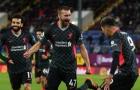Vượt khó đại thắng, Liverpool qua mặt Leicester, tái xuất Top 4