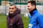 Nói về Messi, Ernesto Valverde đưa ra phát ngôn đầy hài hước