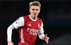 Thay Martin Odegaard, Arsenal có 2 lựa chọn