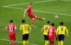 Hình ảnh chiếm tình cảm NHM: Lars Bender được tặng bàn thắng từ chấm 11m