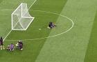 Lộ 2 hình ảnh, Man Utd coi như chốt cặp trung vệ trận gặp Villarreal