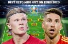 Đội hình siêu sao lỡ hẹn EURO 2020: Ramos, Van Dijk và 'mơ ước' của Chelsea