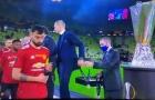 Tức tưởi, dàn sao Man Utd hành xử thiếu tôn trọng với quan chức UEFA