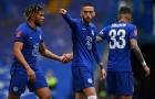 Van Persie tiếc cho số phận Hakim Ziyech ở Chelsea