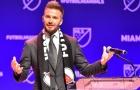Đội bóng của David Beckham nhận án phạt kỷ lục