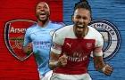 Mang về được Mahrez và Sterling, hàng công trong mơ của Arsenal sẽ thế nào?
