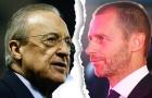 Lời hứa 4 tỷ euro và tham vọng không đáy của Florentino Perez