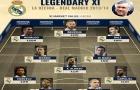 Nhìn lại 11 công thần làm nên 'đế chế' của Ancelotti tại Real