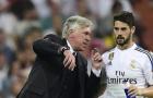 Ancelotti trở lại Real, Isco ngay lập tức 'quay xe'