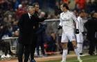 Tại sao vừa cập bến Real, Ancelotti đã vỗ về 'khai quốc công thần'?