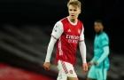 Cựu Pháo thủ dự đoán cơ hội giữ chân Odegaard của Arsenal
