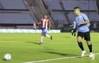 Luis Suarez tịt ngòi, Uruguay chia điểm nhạt nhòa trước Paraguay