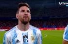 Messi nghẹn ngào suýt khóc trong ngày tri ân Diego Maradona