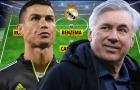 Real Madrid thời Ancelotti: Ronaldo trở lại, bom tấn Mbappe?