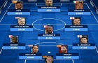 Đội hình 11 cầu thủ đắt giá nhất vắng mặt tại kỳ EURO: Arnold, Van Dijk và 'bom xịt' Man Utd