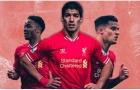Đội hình 11 ngôi sao giúp Liverpool bội thu hàng trăm triệu bảng