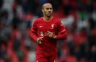 Hết mùa đầu, sao Liverpool nói thẳng 1 câu về Thiago