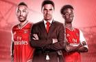 Đội hình trong mơ của Arsenal mùa tới