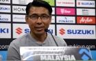 HLV Malaysia: 'Đó là tổn thất của ĐT Việt Nam và là tin vui cho chúng tôi'